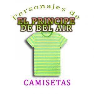 Camisetas de El Príncipe de Bel Air