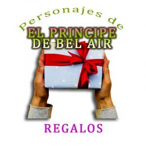 Regalos de el Príncipe de Bel Air