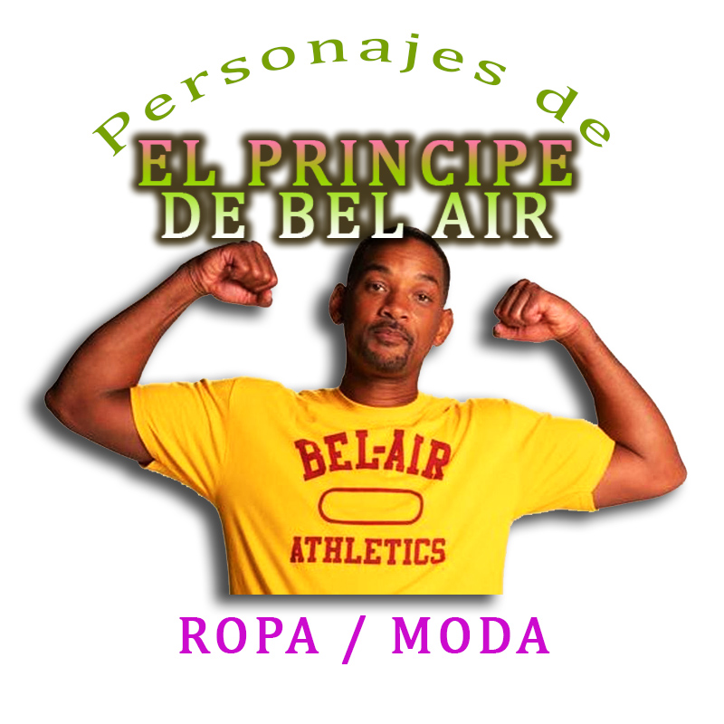 Ropa de el Príncipe de Bel Air