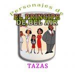 Tazas de el Príncipe de Bel Air