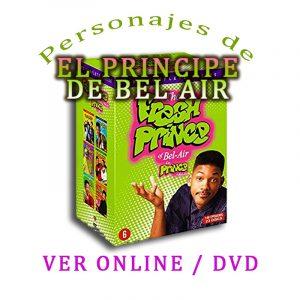 Ver comprar El Príncipe de Bel Air
