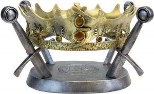 Corona del Rey Robert Baratheon, réplica de edición limitada y numerada