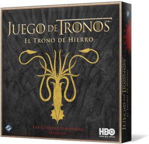 El juego de cartas de Juego de Tronos, El Trono de Hierro, expansión Las guerras venideras