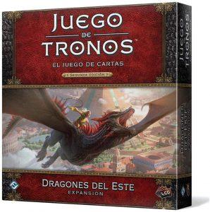 El juego de cartas de Juego de Tronos, expansión Dragones del Este