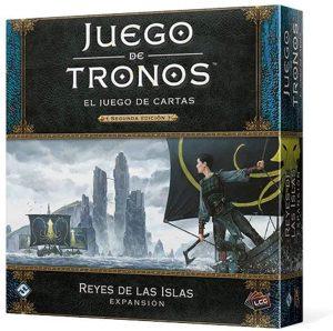 El juego de cartas de Juego de Tronos, expansión Los Reyes de las Islas
