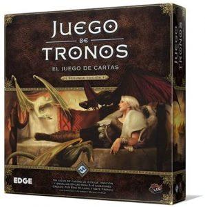 El juego de cartas de Juego de Tronos segunda edición
