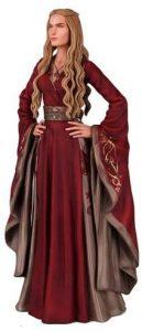 Figura exclusiva de coleccionista de Cersei Lannister