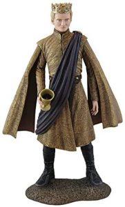 Figura exclusiva de coleccionista de Joffrey Baratheon, Príncipe de los Siete Reinos.