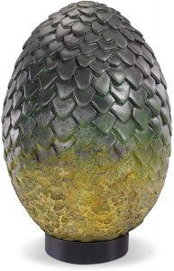 Huevo del Dragón Rhaegal de Juego de Tronos. Casa Targaryen