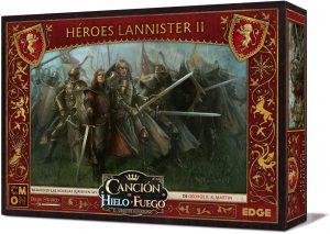 Juego de Rol Héroes Lannister II, Canción de Hielo y Fuego, Juego de Tronos