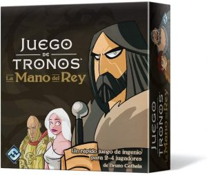 Juego de cartas de Juego de Tronos, La mano del Rey