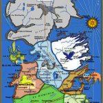 Mapa de los 7 Reinos más completo que existe en español