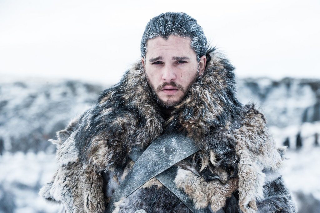 Personaje Jon Nieve, Jon Snow, hijo bastardo de Eddard Stark