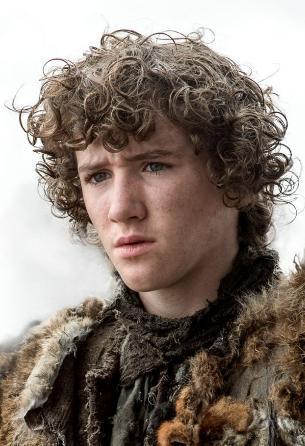 Personaje de Juego de Tronos, Rickon Stark