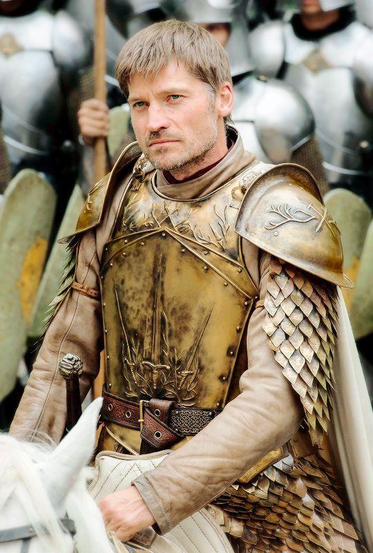 Personaje de Sir Jaime Lannister, el Matarreyes