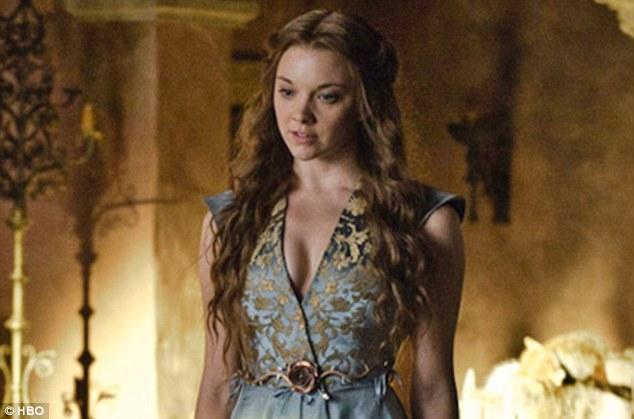 Personajes de GOT Margaery Tyrell de Altojardín de la Casa Tyrell Tierras del Dominio