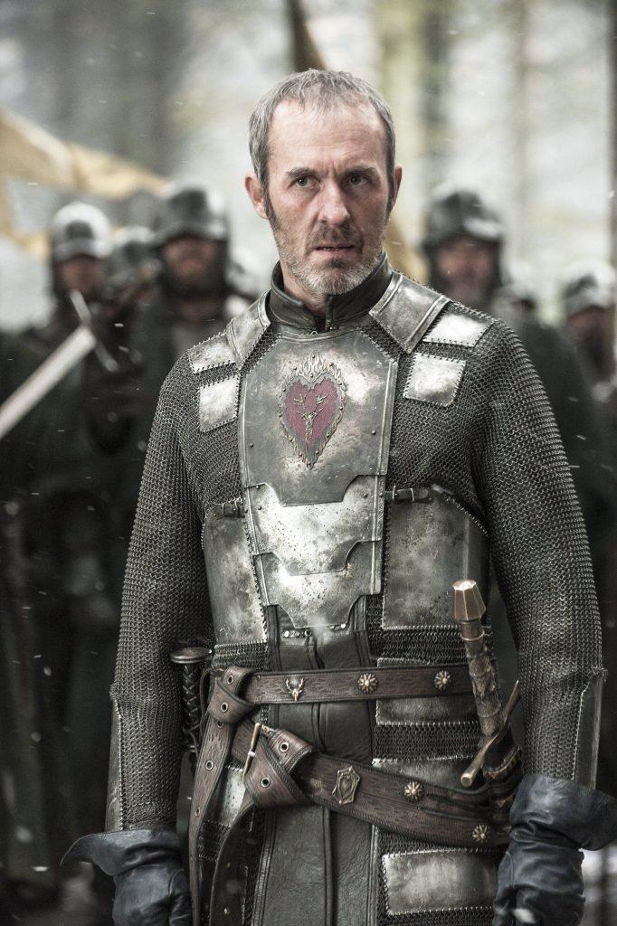 Personajes de GOT Rey Stannis Baratheon Señor de Rocadragón, Casa Baratheon