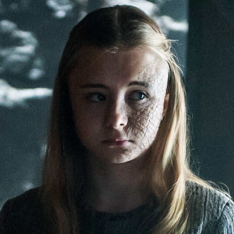 Personajes de GOT Shireen Baratheon, Casa Baratheon