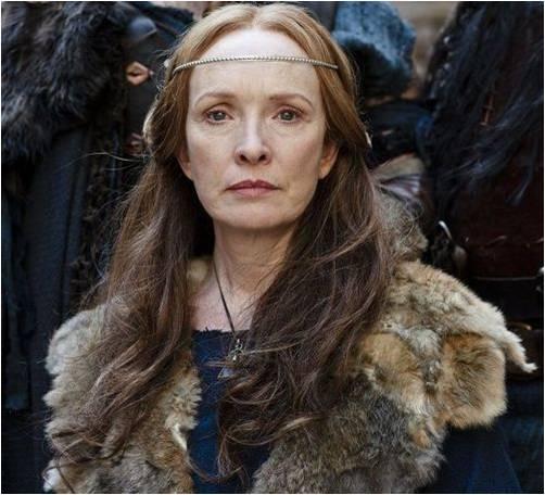 Personajes de Game of Thrones Alannis Greyjoy de la Casa Greyjoy
