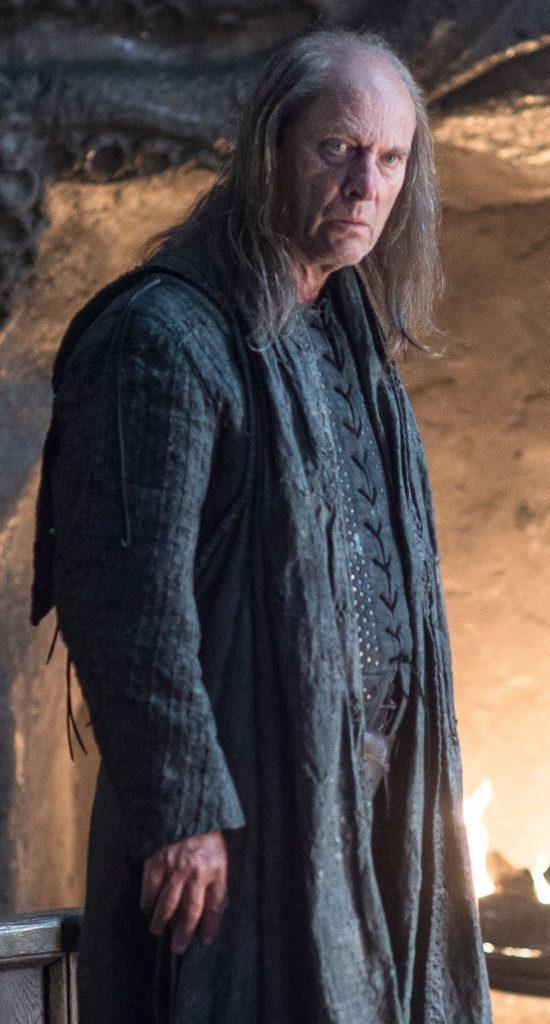 Personajes de Game of Thrones Balon Greyjoy, Señor de las Islas del Hierro y Jefe de la Casa Greyjoy
