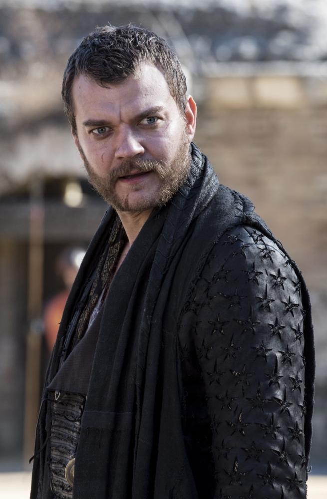 Personajes de Game of Thrones Euron Greyjoy de la Casa Greyjoy, Ojo de Cuervo