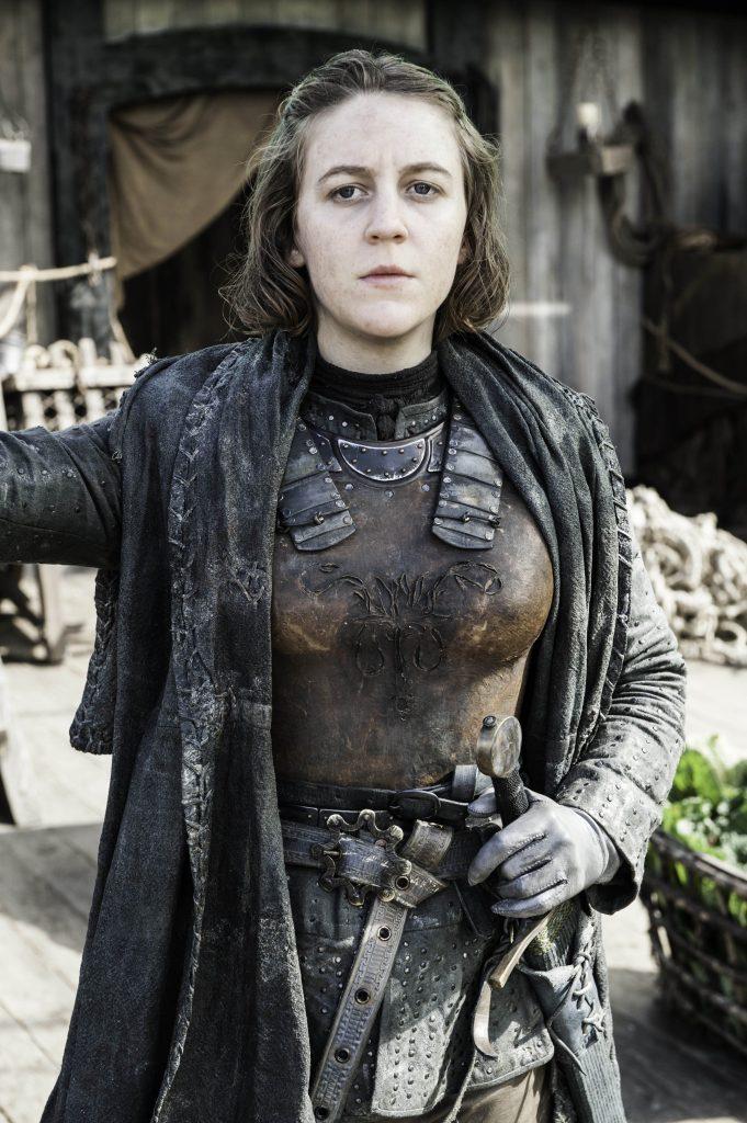 Personajes de Game of Thrones Yarab Greyjoy de la Casa Greyjoy