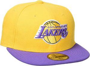 Ropa de el Príncipe de Bel Air, gorra Lakers amarilla