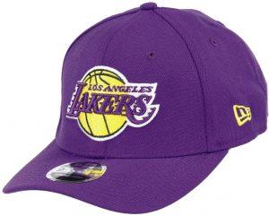 Ropa de el Príncipe de Bel Air, gorra Lakers morada