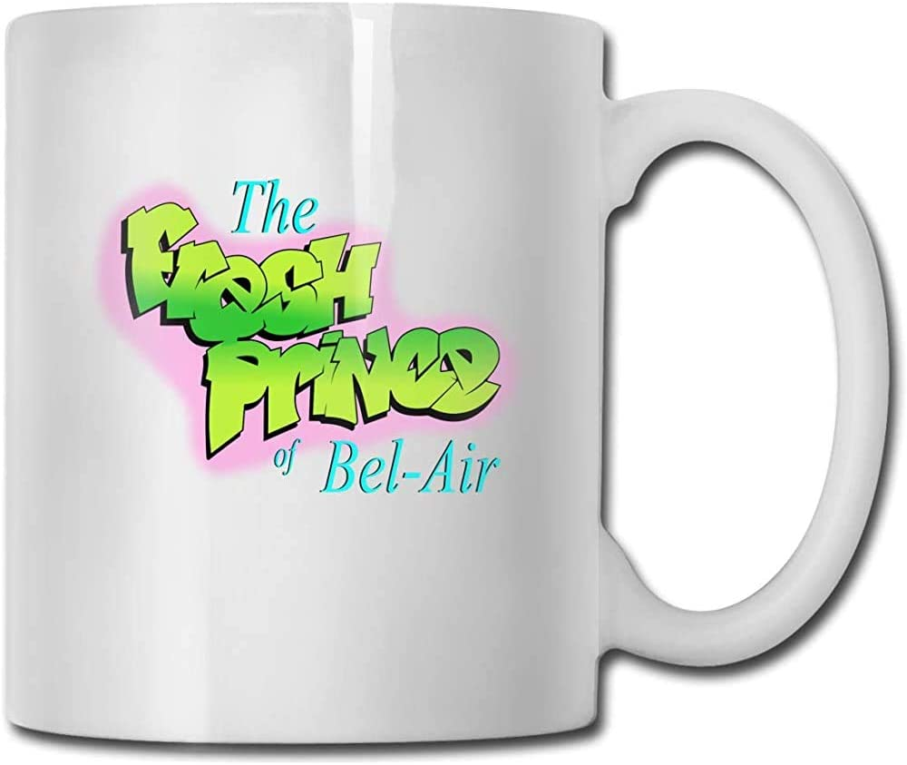 Tazas Fresh Prince of Bel Air Diseño divertido