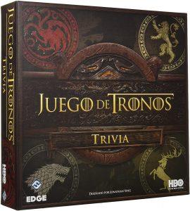 Juegos de mesa de Juego de Tronos, Trivial en español, temporadas 1 a 4
