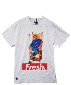Camiseta blanca The Fresh Prince