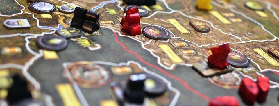 Juegos de mesa de Juego de Tronos