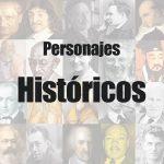 Personajes históricos más famosos de la historia