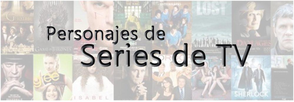 Personajes de series de televisión