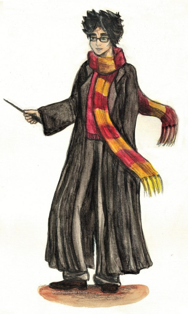 Personaje literario Harry Potter