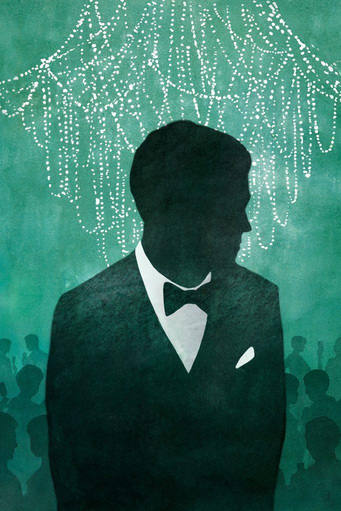 Personaje de la literatura Jay Gatsby