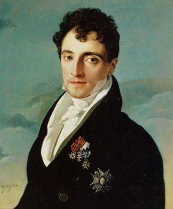 Personajes de Orgullo y prejuicio Sr. Darcy.