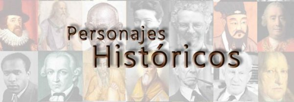 Personajes históricos importantes