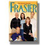 Frasier completa inglés temporada 8