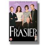 Frasier completa inglés temporada 9