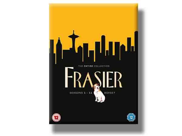 Comprar 11 temporadas de Frasier