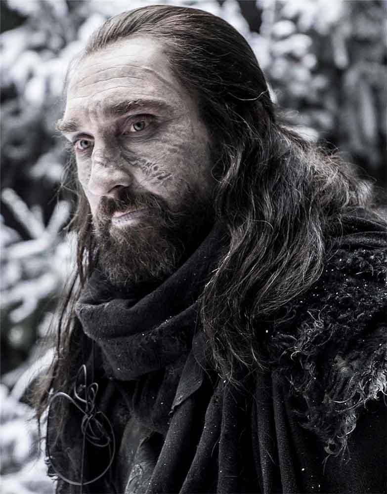 Personajes de Juego de Tronos, Benjen Stark de la Guardia de la Noche