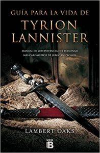 El libro de Tyrion Lannister de Juego de Tronos