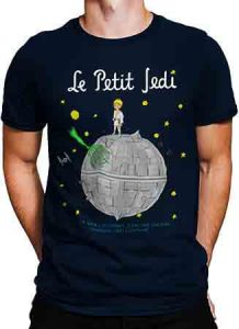 Camiseta Le Petit Jedi El Principito  La Colmena