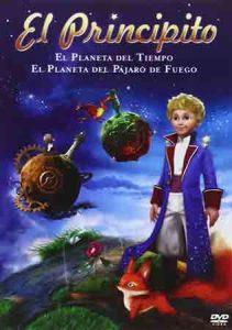 Película El Principito - El Planeta Del Tiempo Y El Planeta Del Pájaro De Fuego [DVD]